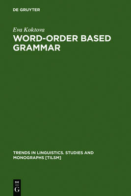 Word-Order Based Grammar