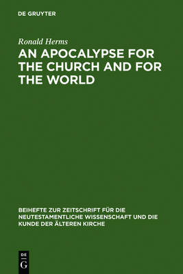 An Apocalypse for the Church and for the World: The Narrative Function of Universal Language in the Book of Revelation