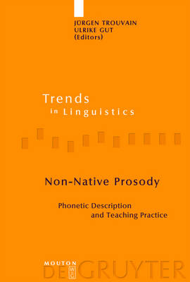 Non-native Prosody: Phonetic Description and Teaching Practice