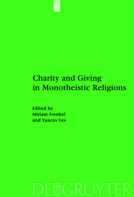 Charity and Giving in Monotheistic Religions