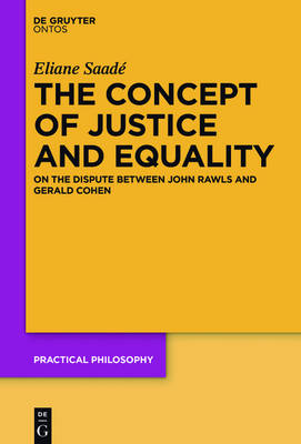 The Concept of Justice and Equality: On the Dispute Between John Rawls and Gerald Cohen