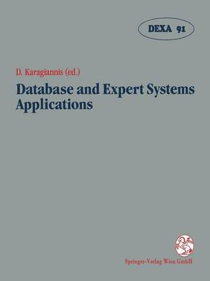 Database and Expert Systems Applications: Proceedings of the International Conference in Berlin, Federal Republic of Germany, 1991