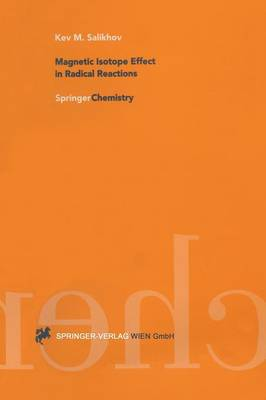 Magnetic Isotope Effect in Radical Reactions: An Introduction