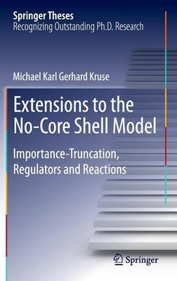 Extensions to the No-Core Shell Model: Importance-Truncation, Regulators and Reactions