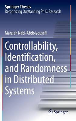 Controllability, Identification, and Randomness in Distributed Systems