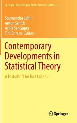 Contemporary Developments in Statistical Theory: A Festschrift for Hira Lal Koul