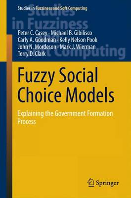 Fuzzy Social Choice Models: Explaining the Government Formation Process
