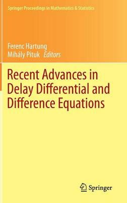 Recent Advances in Delay Differential and Difference Equations