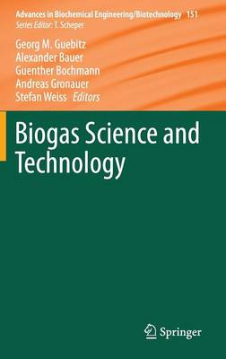 Biogas Science and Technology