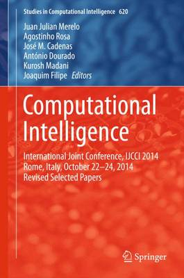Computational Intelligence: International Joint Conference, IJCCI 2014 Rome, Italy, October 22-24, 2014 Revised Selected Papers