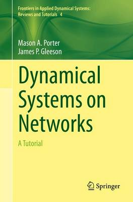 Dynamical Systems on Networks: A Tutorial