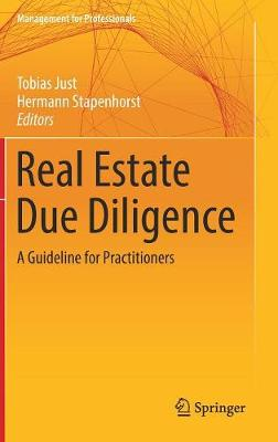 Real Estate Due Diligence: A Guideline for Practitioners