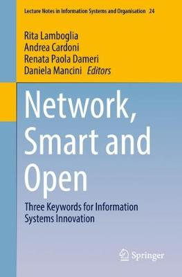 Network, Smart and Open: Three Keywords for Information Systems Innovation