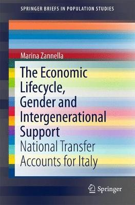 The Economic Lifecycle, Gender and Intergenerational Support: National Transfer Accounts for Italy
