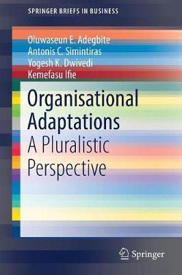 Organisational Adaptations: A Pluralistic Perspective