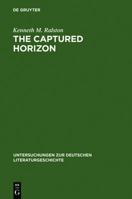 "The Captured Horizon: Heidegger and the ""Nachtwachen von Bonaventura"""
