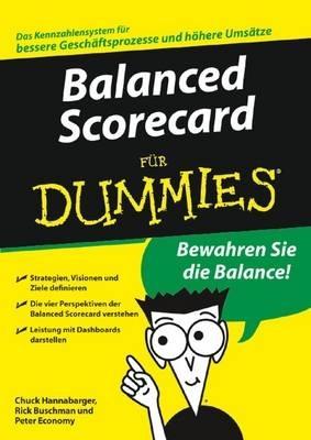Balanced Scorecard For Dummies