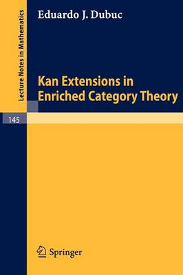 Kan Extensions in Enriched Category Theory