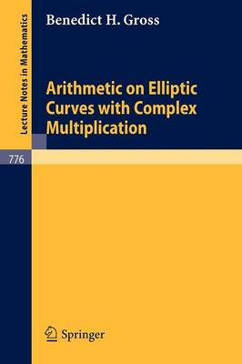 Arithmetic on Elliptic Curves with Complex Multiplication