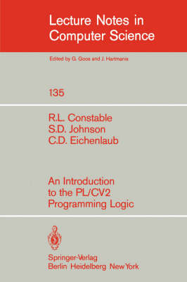 An Introduction to the PL/CV2 Programming Logic