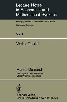 Market Demand: An Analysis of Large Economies with Non-Convex Preferences