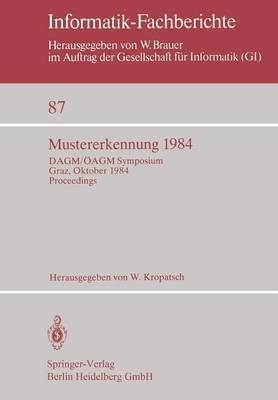 Mustererkennung: Symposium : Papers