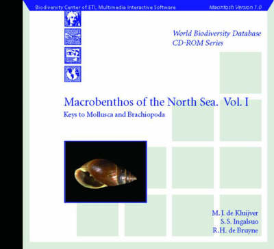 Macrobenthos of the North Sea: v. 1: Keys to Mollusca and Brachiopoda