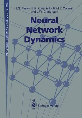 Neural Network Dynamics: Proceedings of the Workshop on Complex Dynamics in Neural Networks, June 17-21 1991 at IIASS, Vietri, Italy