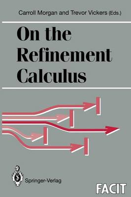 On the Refinement Calculus