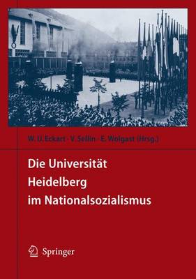 Die Universitat Heidelberg Im Nationalsozialismus