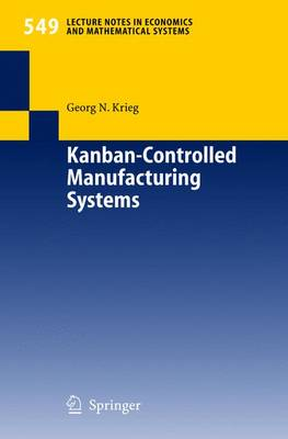 Kanban-Controlled Manufacturing Systems