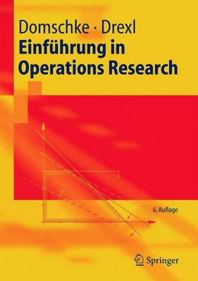 Einfuhrung in Operations Research