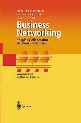 Business Networking: Shaping Collaboration Between Enterprises