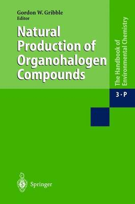 Natural Production of Organohalogen Compounds