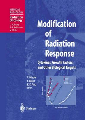 Modification of Radiation Response: Cytokines, Growth Factors and Other Biological Targets