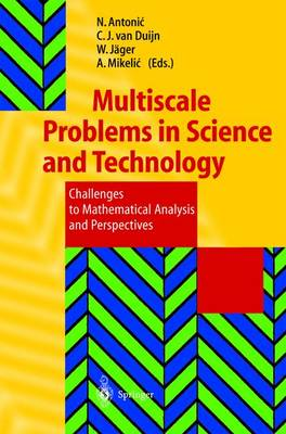 Multiscale Problems in Science and Technology: Challenges to Mathematical Analysis and Perspectives