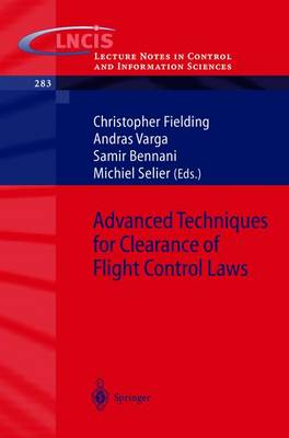 Advanced Techniques for Clearance of Flight Control Laws