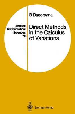 Direct Methods in the Calculus of Variations