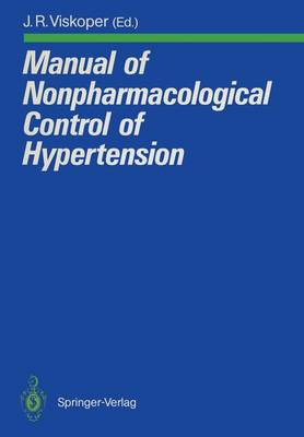 Manual of Nonpharmacological Control of Hypertension