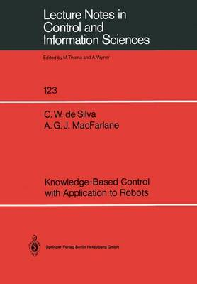 Knowledge-Based Control with Application to Robots