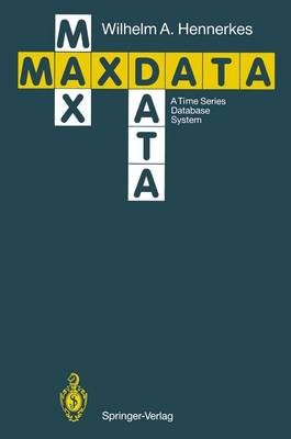 Maxdata: A Time Series Database System