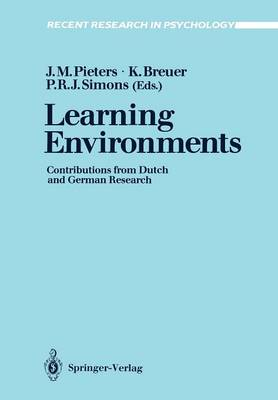 Learning Environments: Contributions from Dutch and German Research