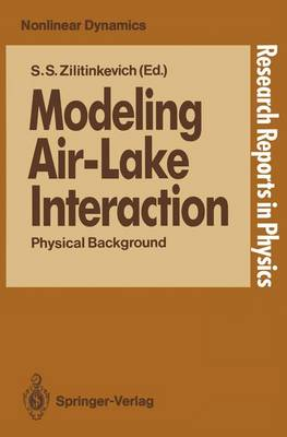 Modeling Air-Lake Interaction: Physical Background