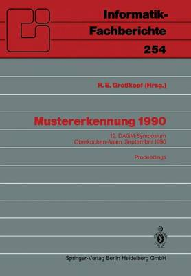 Mustererkennung: 12 Symposium : Papers