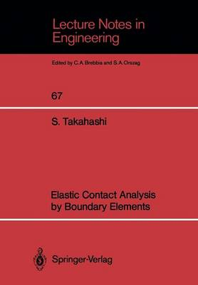 Elastic Contact Analysis by Boundary Elements