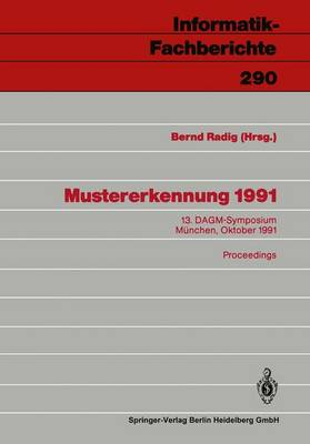 Mustererkennung 1991: 13 Symposium : Papers