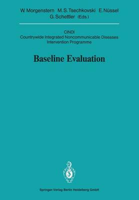 Baseline Evaluation: CINDI Countrywide Integrated Noncommunicable Diseases Intervention Programme