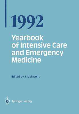 Yearbook of Intensive Care and Emergency Medicine 1992