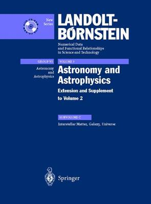 Astronomy and Astrophysics: Interstellar Matter, Galaxy, Universe Extension and Supplement to Volume 2