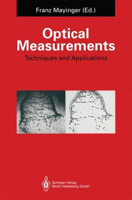 Optical Measurements: Techniques and Applications